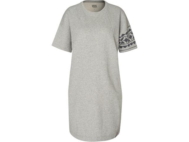 Varg Haväng Dress Damen grey